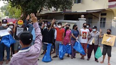 Gewalt in Myanmar: Augenzeugen berichten