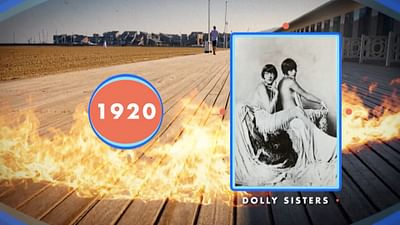 Deauville unter dem Charme der Dolly Sisters