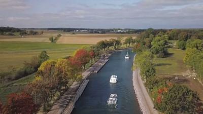 Der Göta-Kanal, Schwedens blaues Band