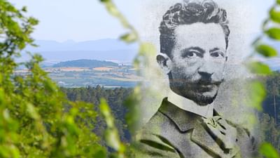 Emile Gallé in den Wäldern Lothringens