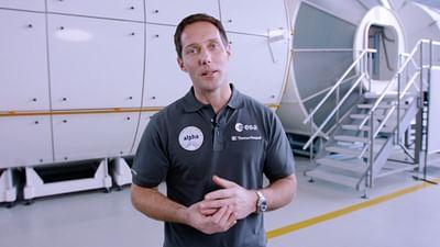 Thomas Pesquet fliegt wieder zur ISS