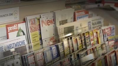 Österreich: Regierungswerbung in der Presse