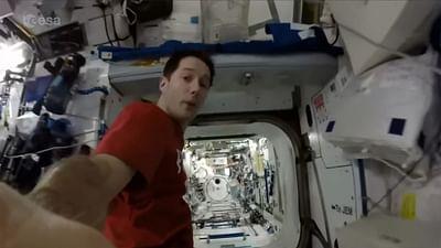 ISS: Ein Rundgang durch die Raumstation
