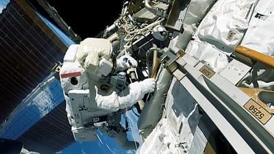 ISS: Spacewalk