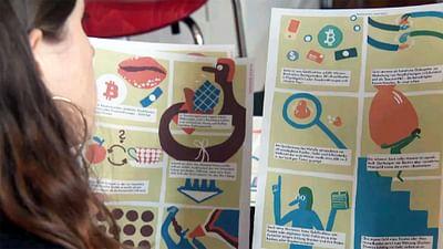 Julia Schneider: Komplexe Themen in Comics erzählen