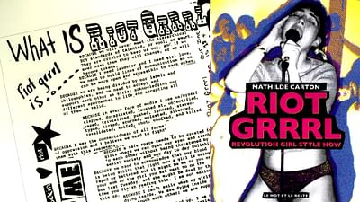 Punk und Feminismus: Das Erbe der Riot Grrrls