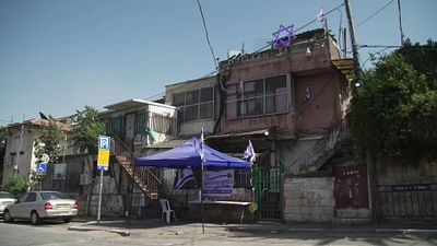 Jerusalem: Dort, wo der Konflikt entfacht