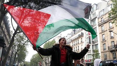 Paris: Pro-palästinensische Demo trotz Verbot