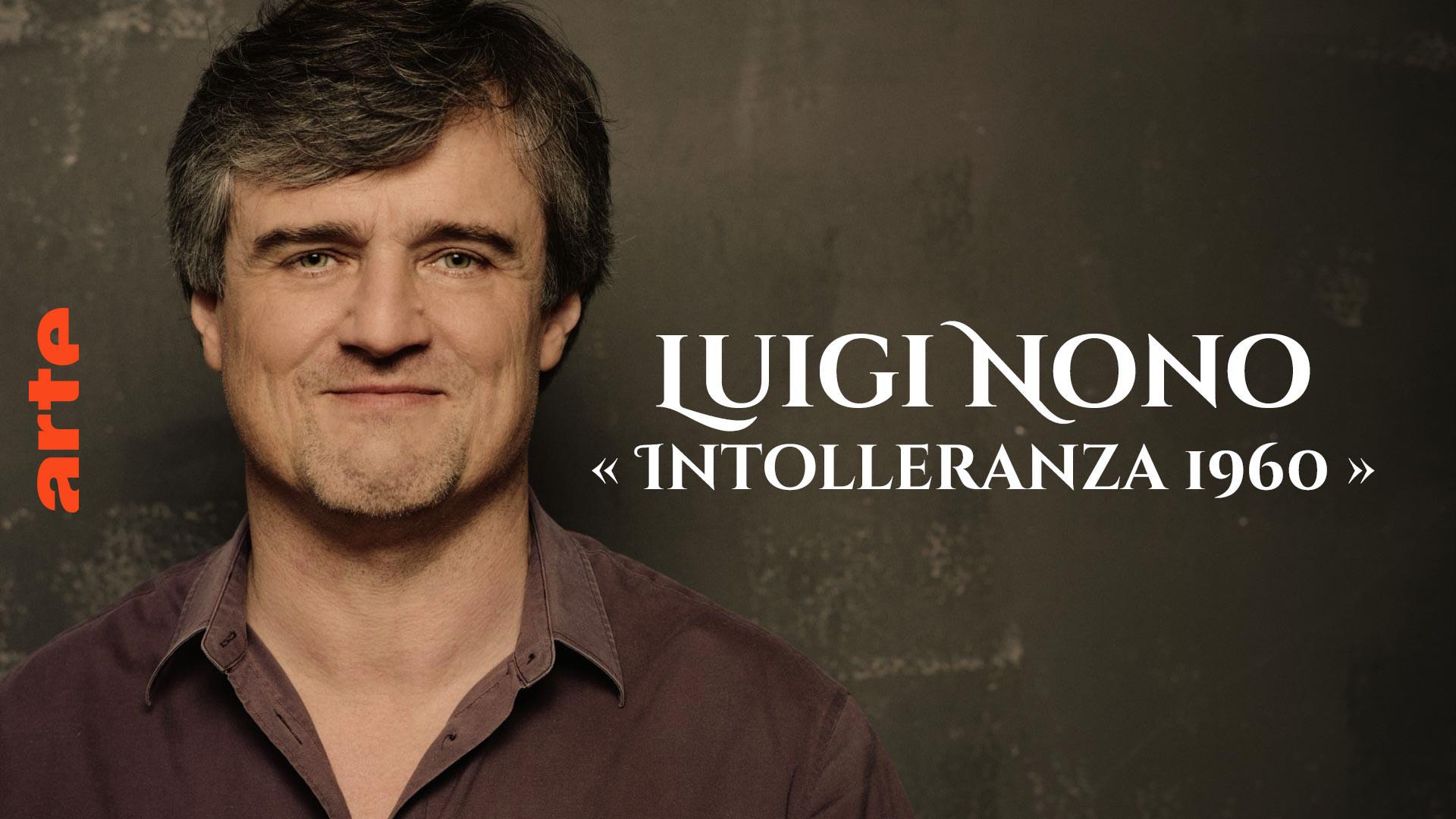 Luigi Nono: Intolleranza 1960 - Neuinszenierung - Programm in voller Länge  | ARTE Concert