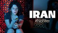 """Irans vernetzte junge Generation überschwemmt die sozialen Netzwerke mit Bildern, die dem Rest der Welt eine Jugend auf der Suche nach Identität und Freiheit zeigen. Trotz der Zensur bringen in der Webserie """"Iran #NoFilter"""" 10 junge Fotografen ungefiltert die Wünsche und Träume ihrer Generation ans Licht."""