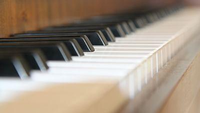 Leidenschaft für Klavier