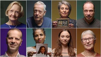 Gesichter der Flucht: Vom Gehen und Ankommen