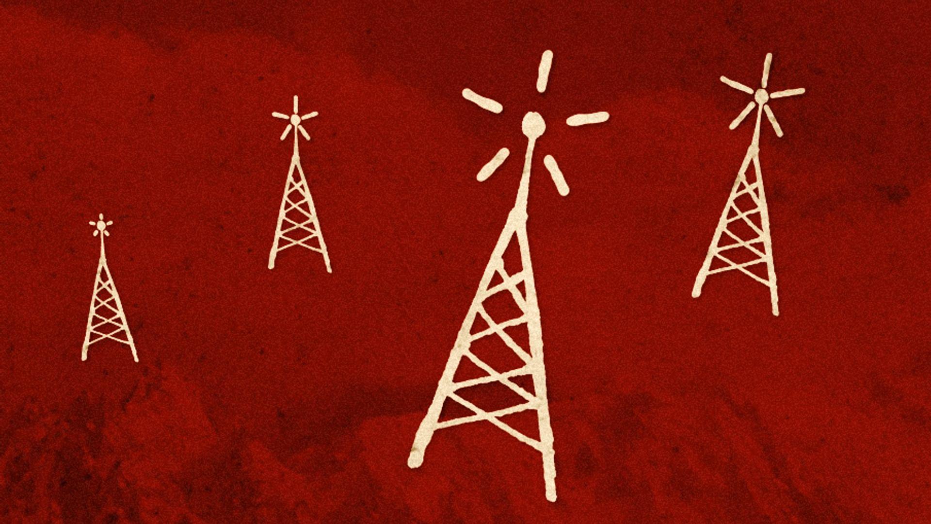 Der öffentliche Rundfunk unter Beschuss