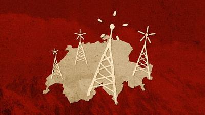 Schweiz: Damoklesschwert über dem öffentlichen Rundfunk