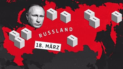 Artikel: Russland - ein Wahlvolk ohne Alternative