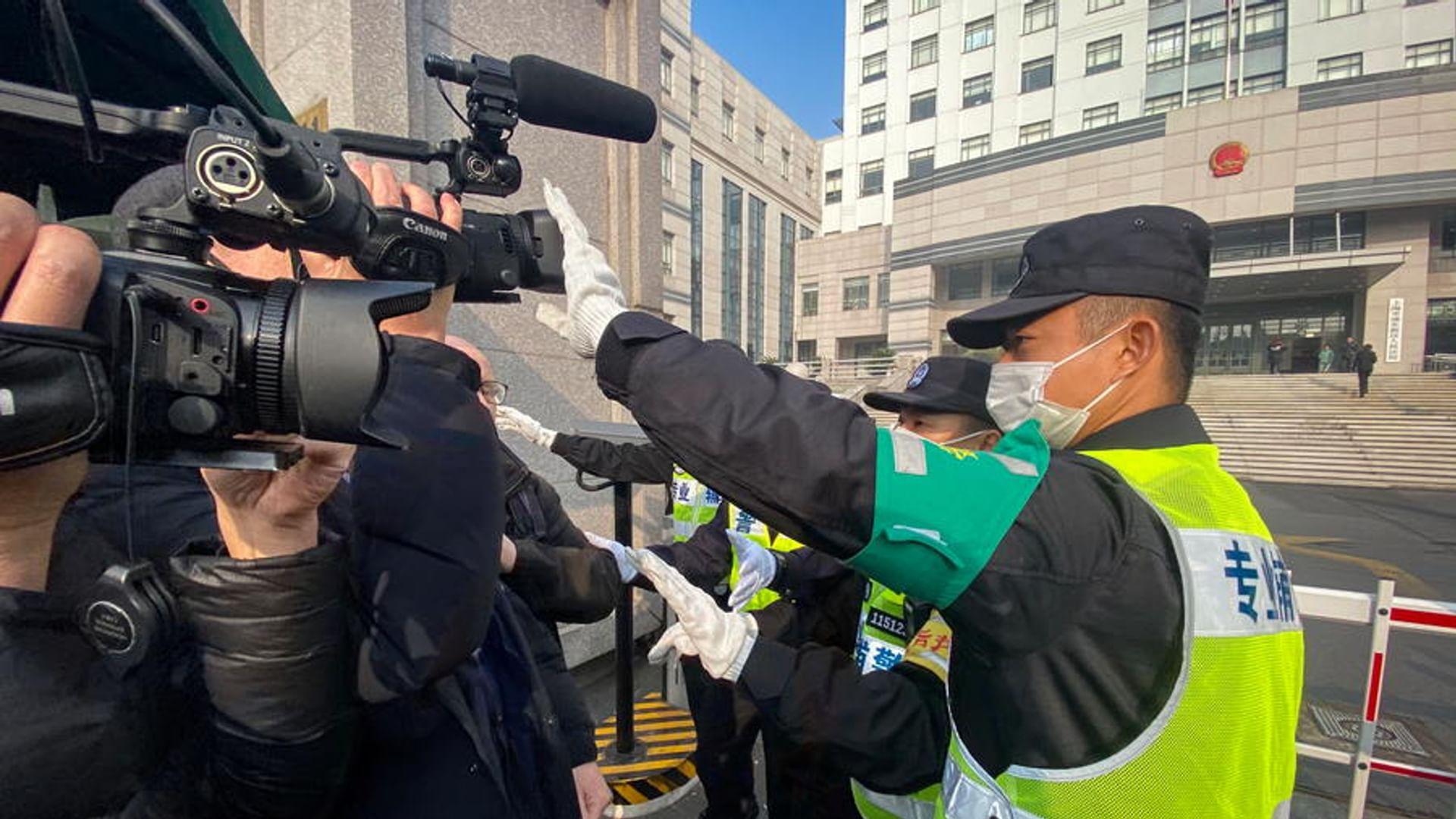 Pressefreiheit in Gefahr