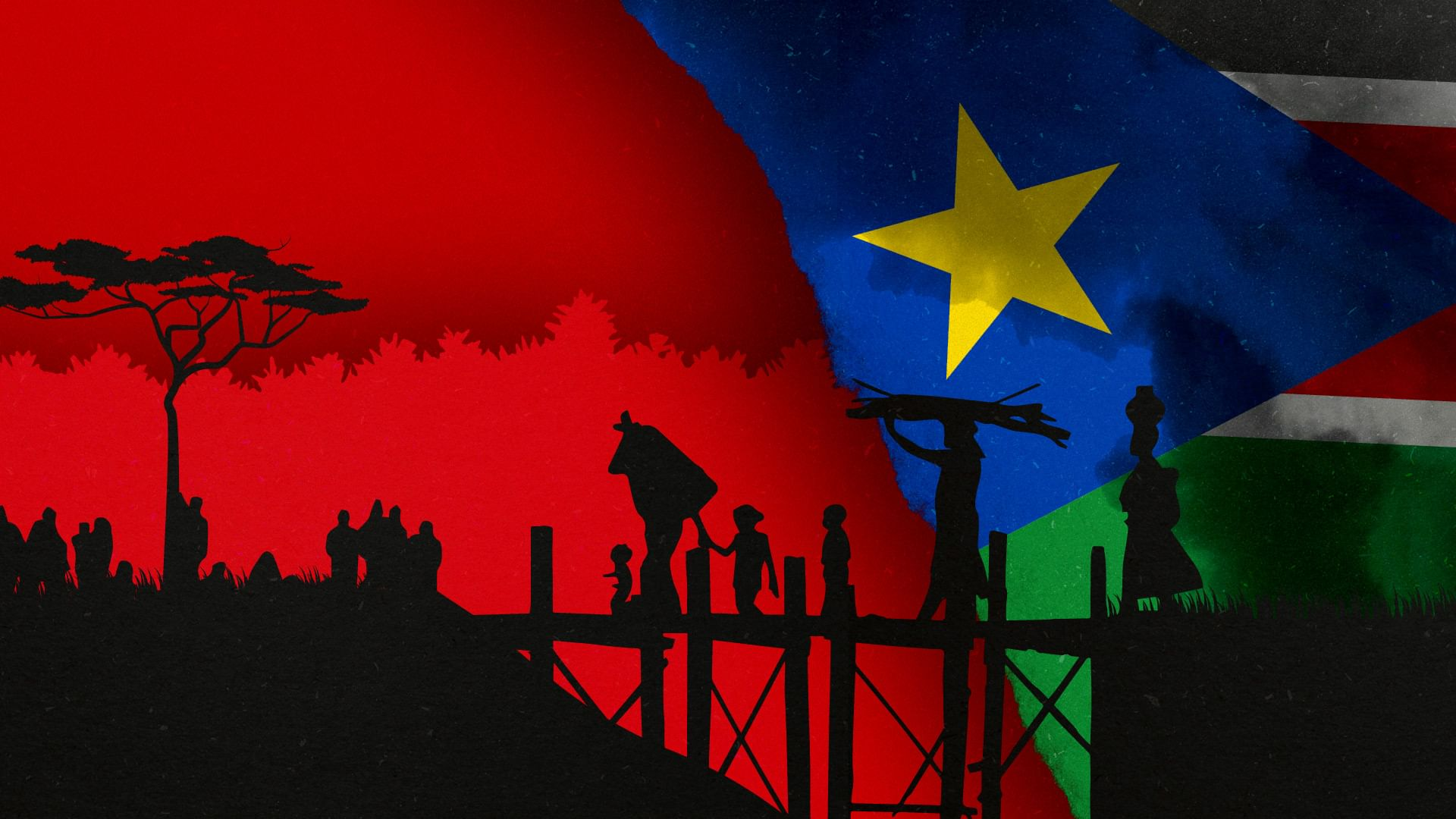 Südsudan: Zehn Jahre Unabhängigkeit