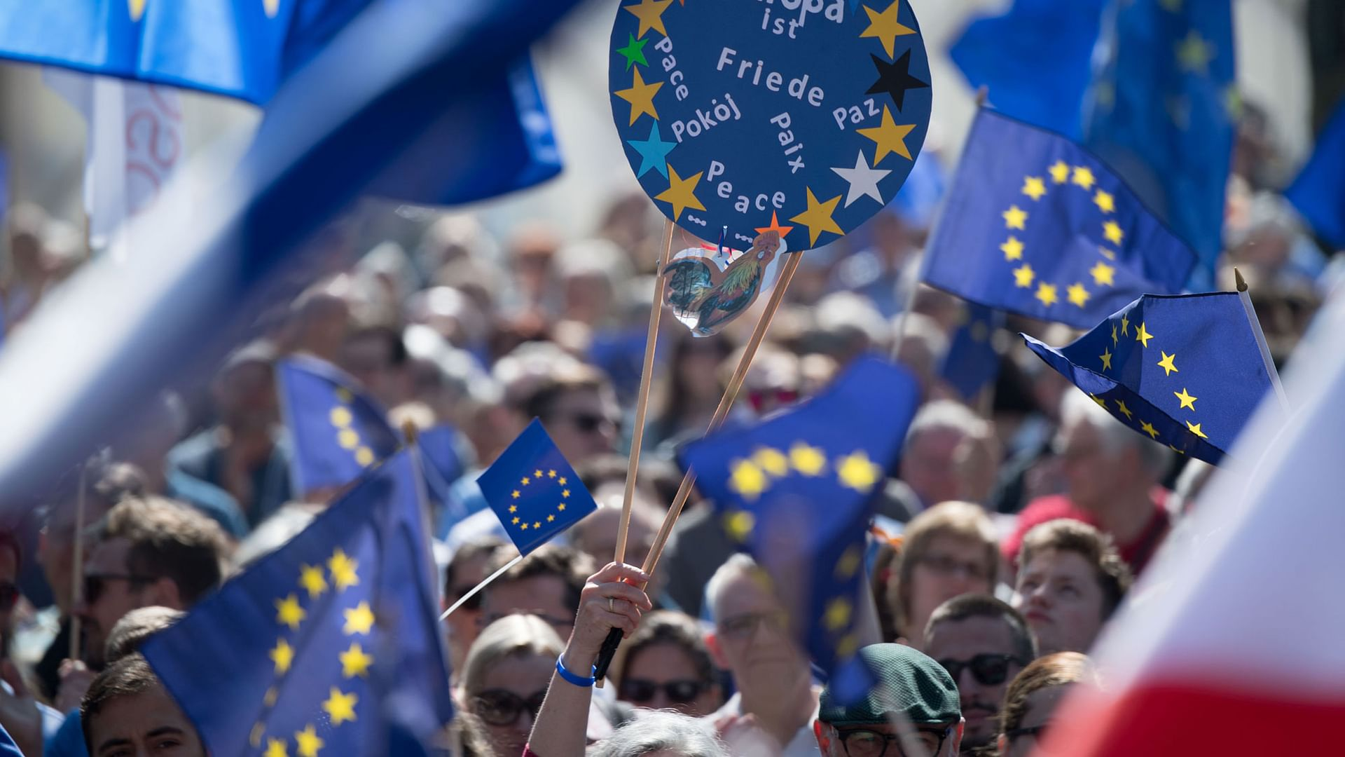 Europäer machen mobil