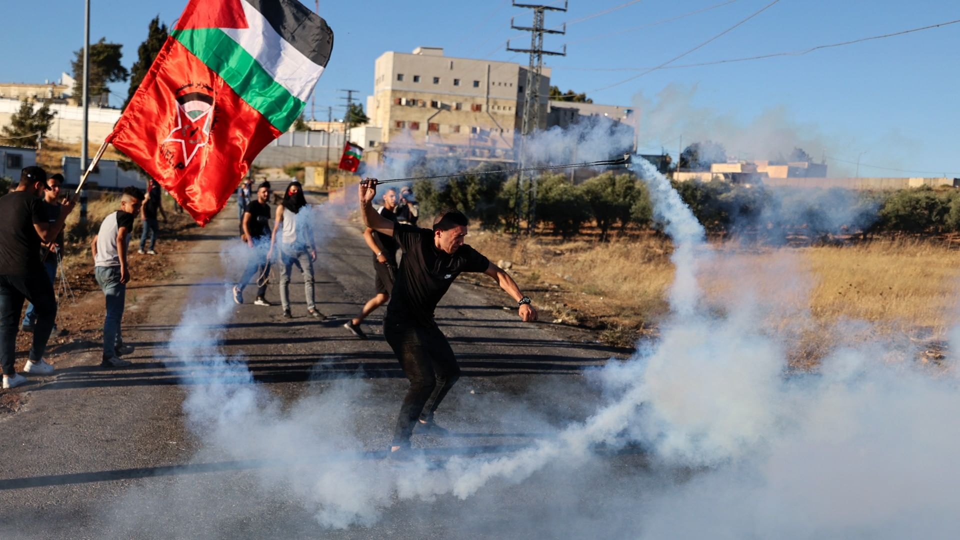 Israel-Palästina: Erneute Gewalteskalationen