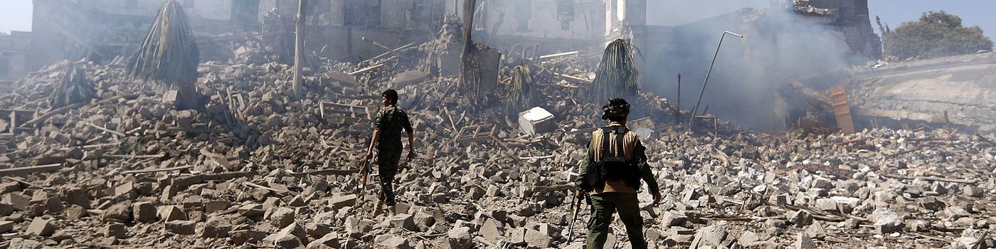 Krieg im Jemen: Die tödlichen Waffen aus Frankreich