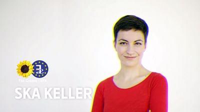 Ska Keller: Kurze Biografie