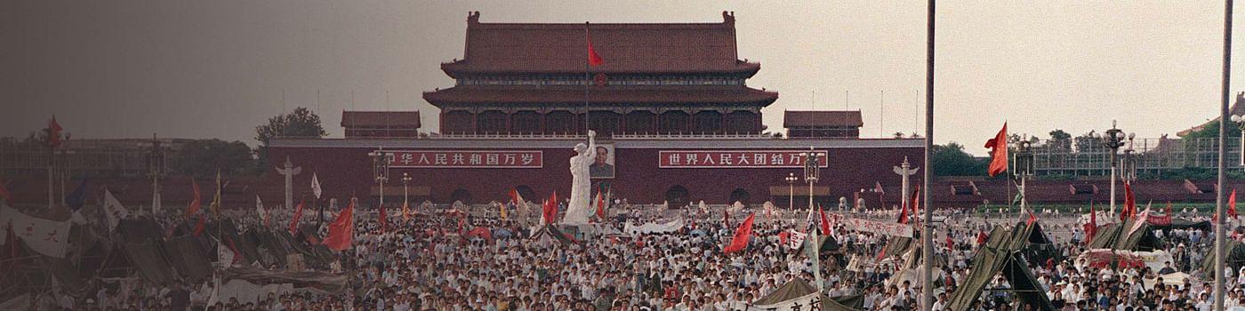 31 Jahre Tian'anmen: Niederschlagung einer Demokratiebewegung