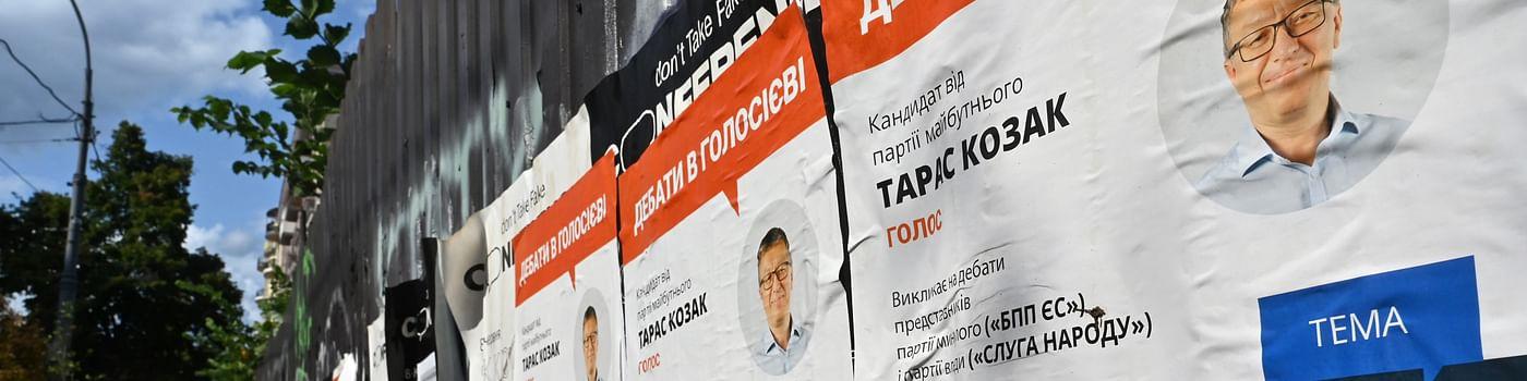 Superwahljahr in der Ukraine