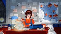 007 eine Frau? Spioninnen erzählt die Geschichten ehemaliger Agentinnen, die im Kalten Krieg Geheimaufträge erfüllten. Sie schildern ihr Leben im Dienst ihrer Behörde und ihre maßgebliche Rolle im Ost-West-Konflikt, sei es, um als sowjetische Agentin westliche Regierungskreise zu unterwandern, Altnazis in Südamerika zu jagen oder äthiopische Juden nach Israel zu bringen.