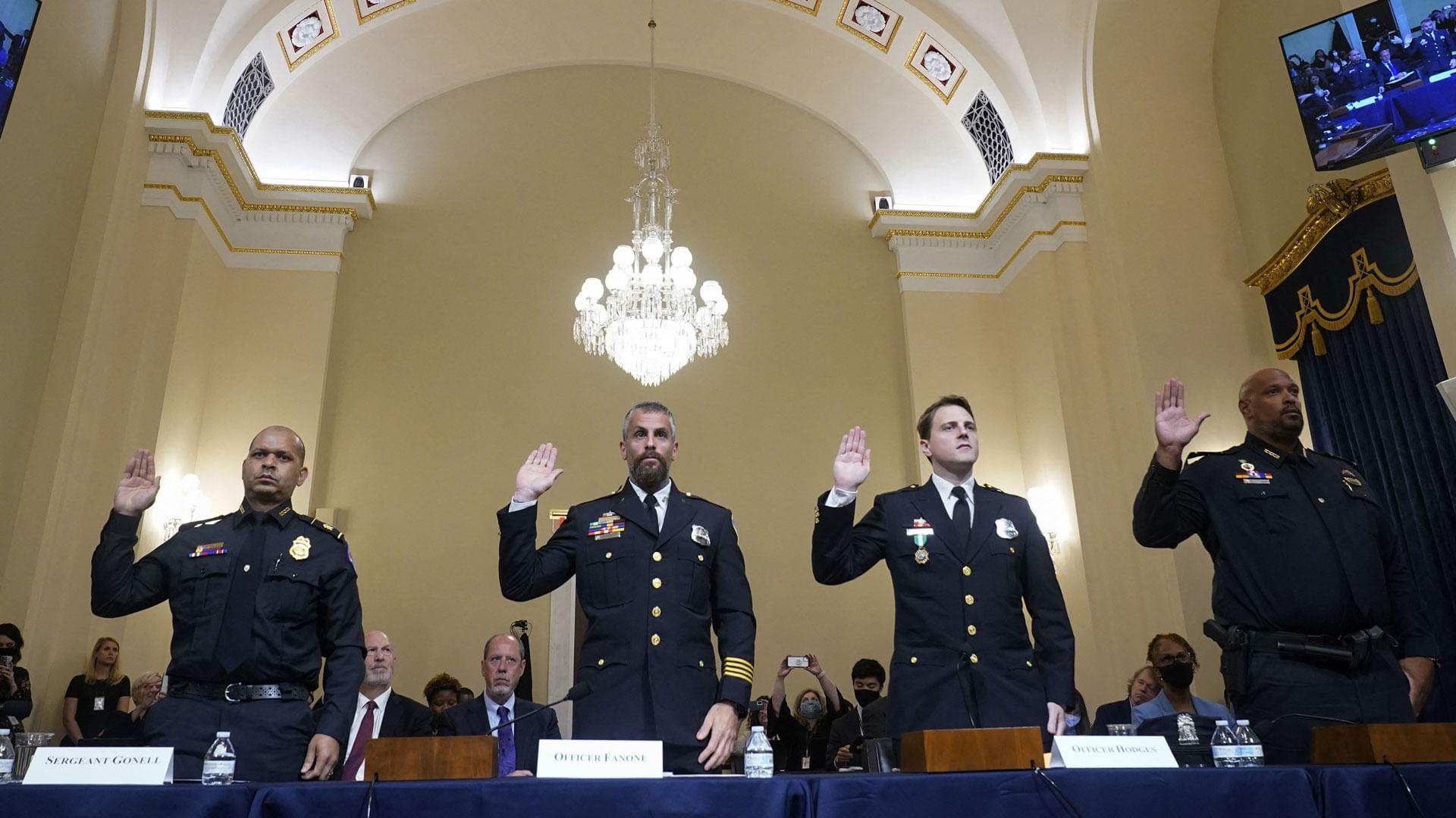 USA: Anhörungsbeginn nach Sturm aufs Kapitol