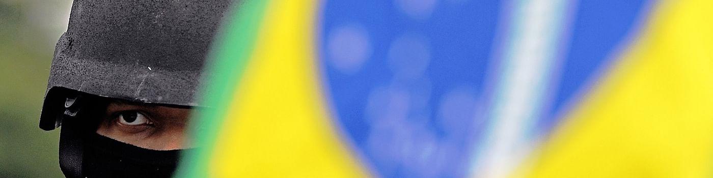 Bolsonaro: einer von 1,6 Millionen infizierten Brasilianern