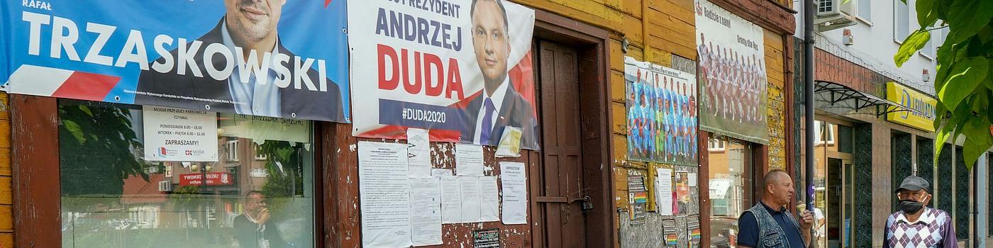 Polen: Stichwahl in einem zerstrittenen Land