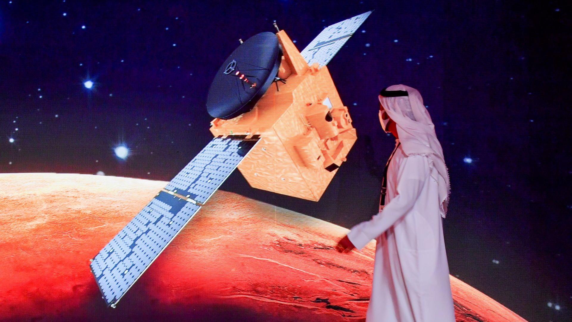 Der Weltraum: Ein globaler Wettlauf?