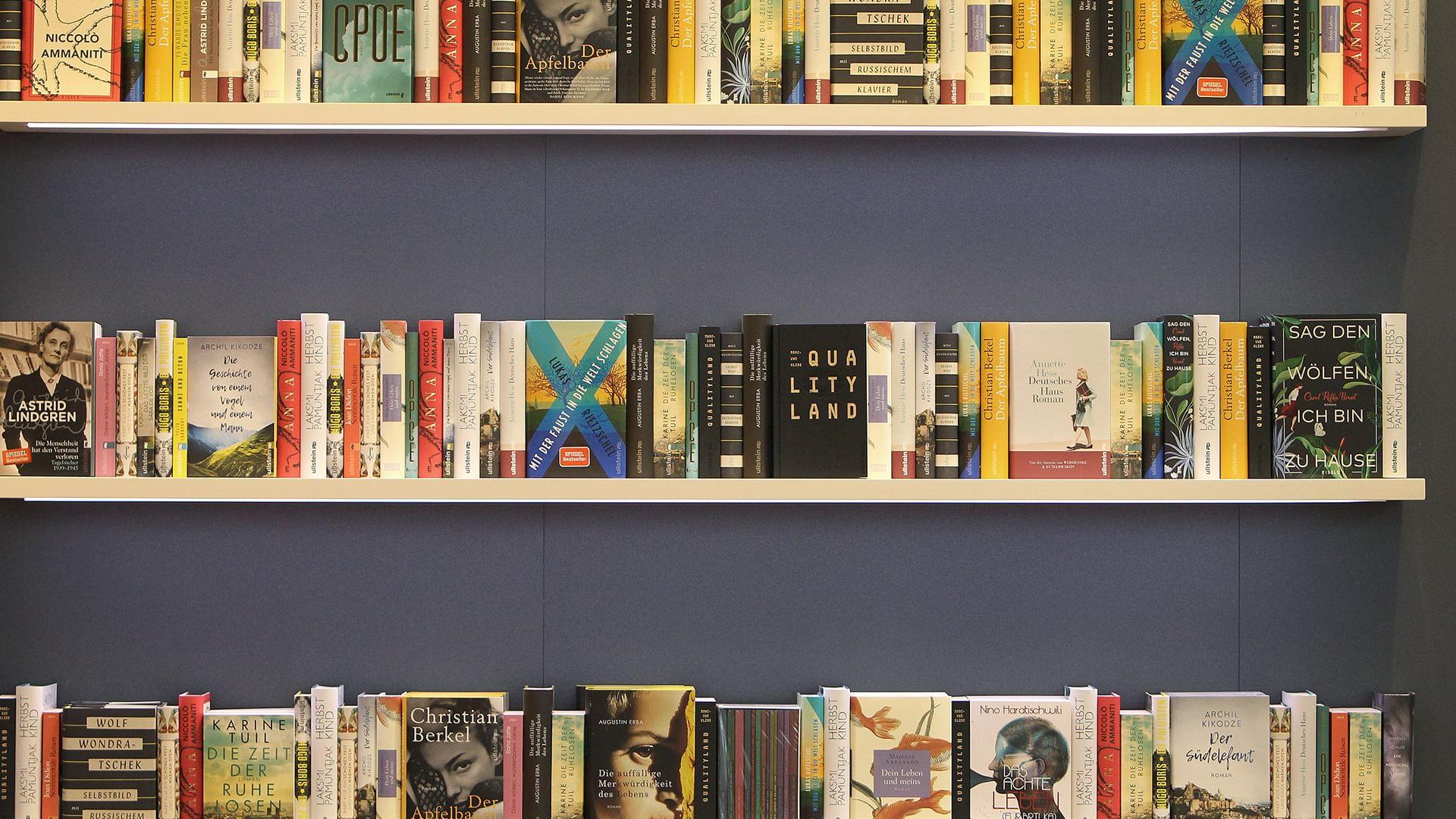 Deutscher Buchpreis 2020: Die Finalisten