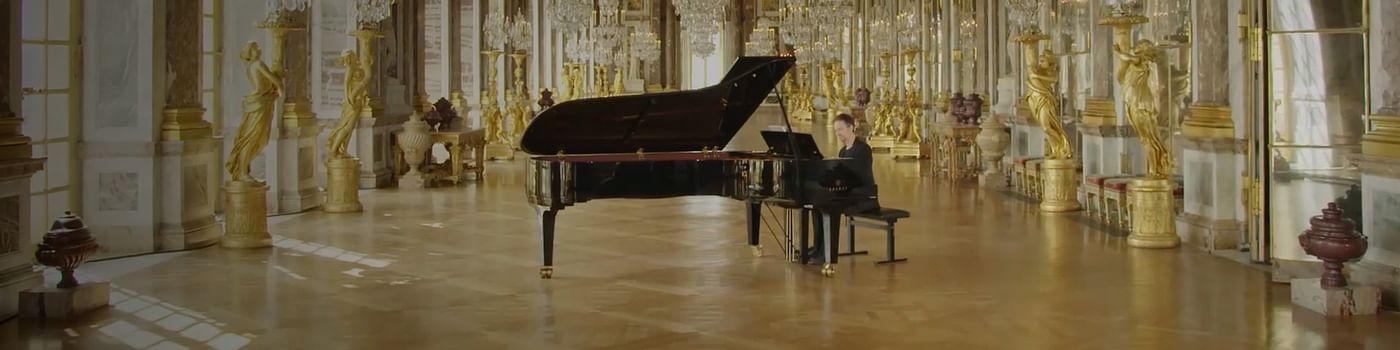 Ein musikalischer Spaziergang in Versailles