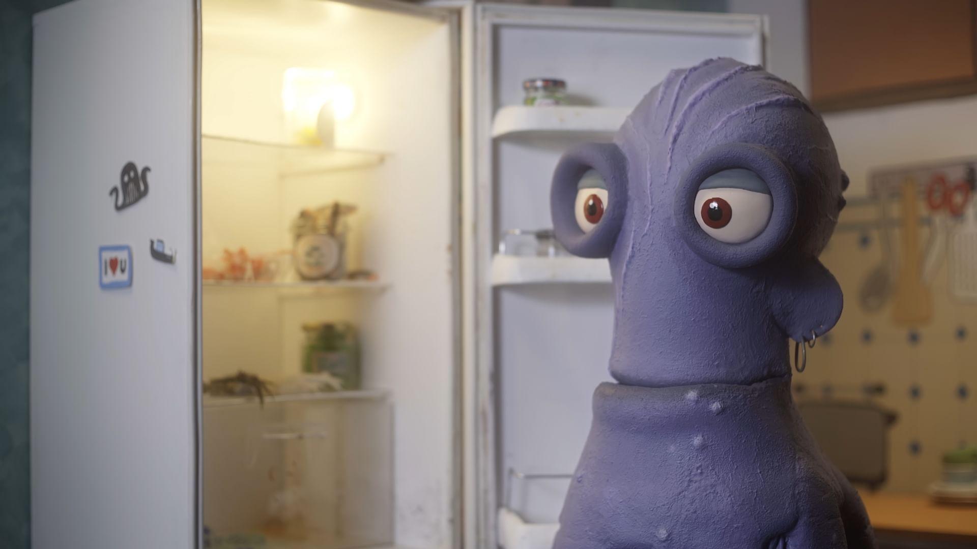 Wer war zuletzt am Kühlschrank?