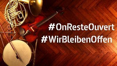 ARTE Concert #WirBleibenOffen