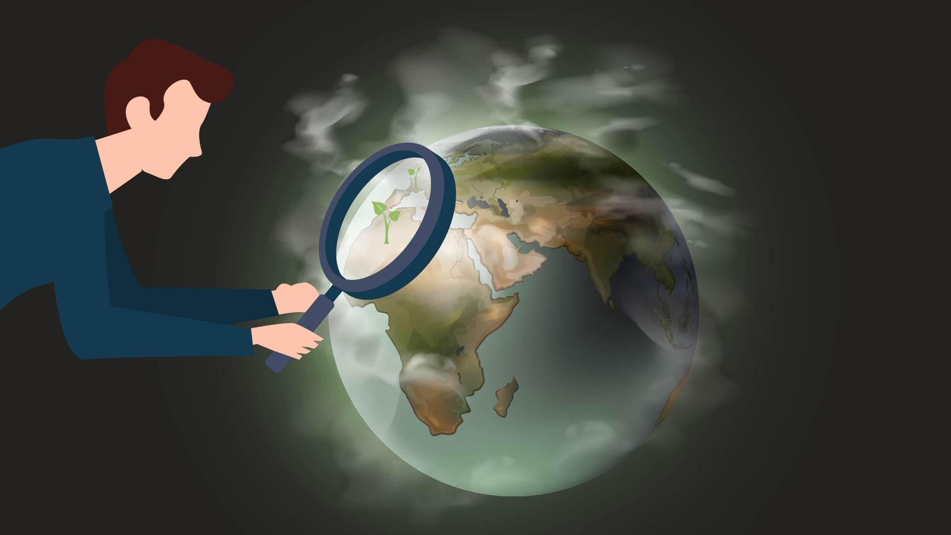 Klimanotstand, eine globale Herausforderung
