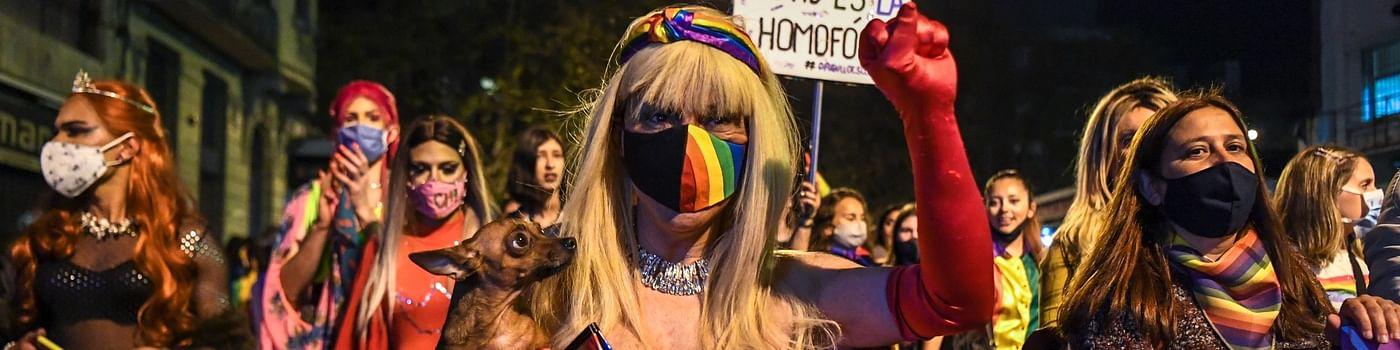 Homophobie: Kampf für die LGBTI-Rechte