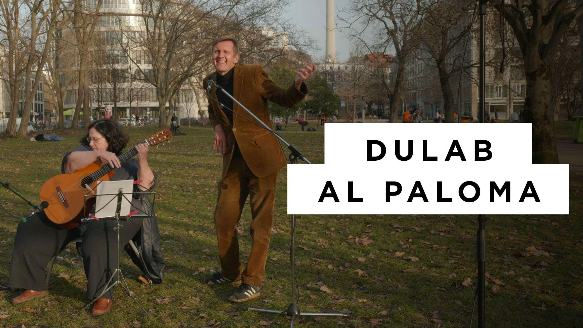 Musiker aus aller Welt spielen La Paloma