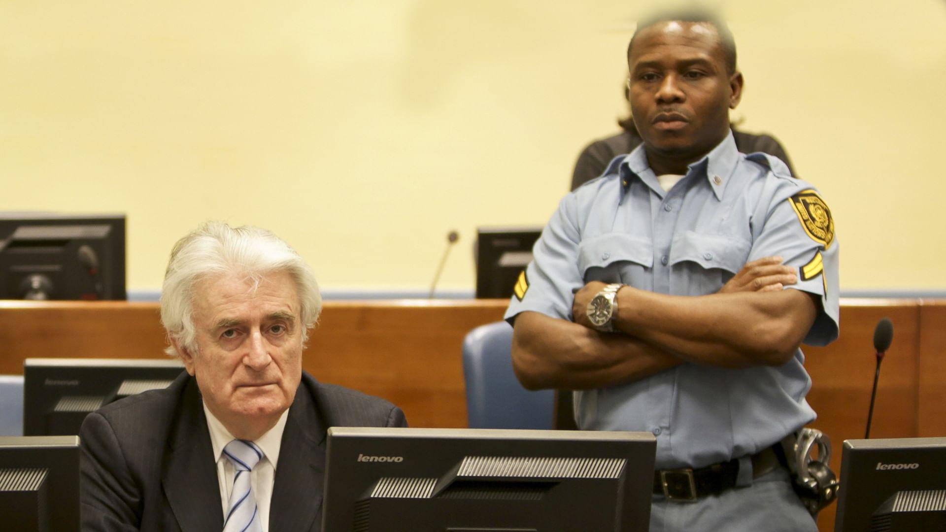 Krieg vor Gericht - Die Jugoslawien-Prozesse