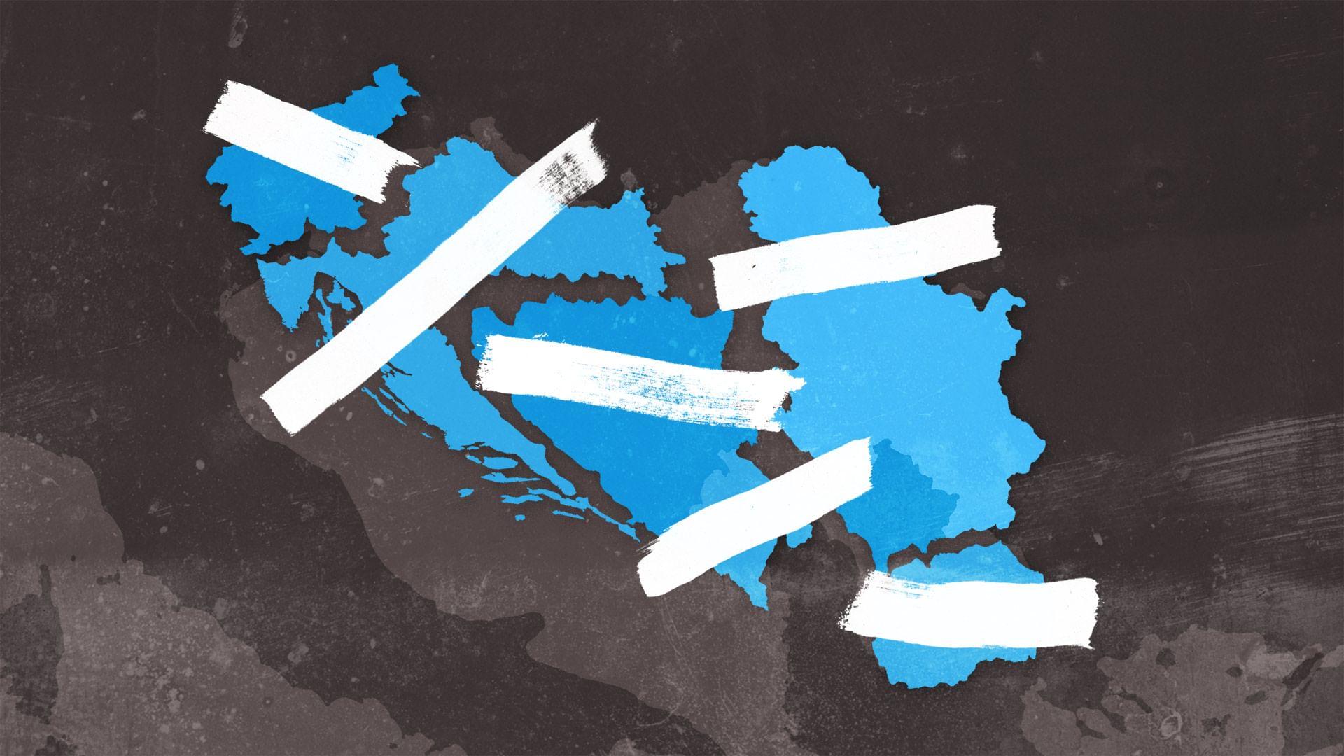 Jugoslawien - Das Ende eines Vielvölkerstaates