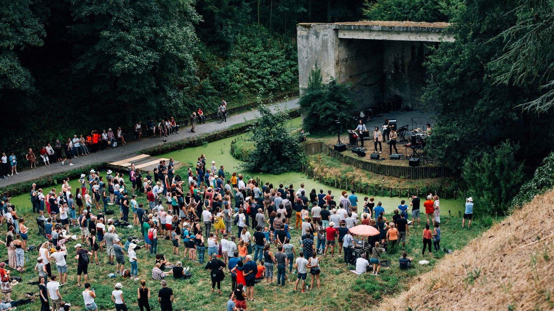 """Festival """"Les Nuits Secrètes"""""""