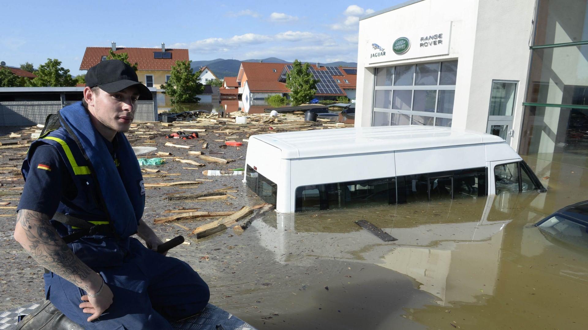 Klima: Wenn die Wassermassen kommen