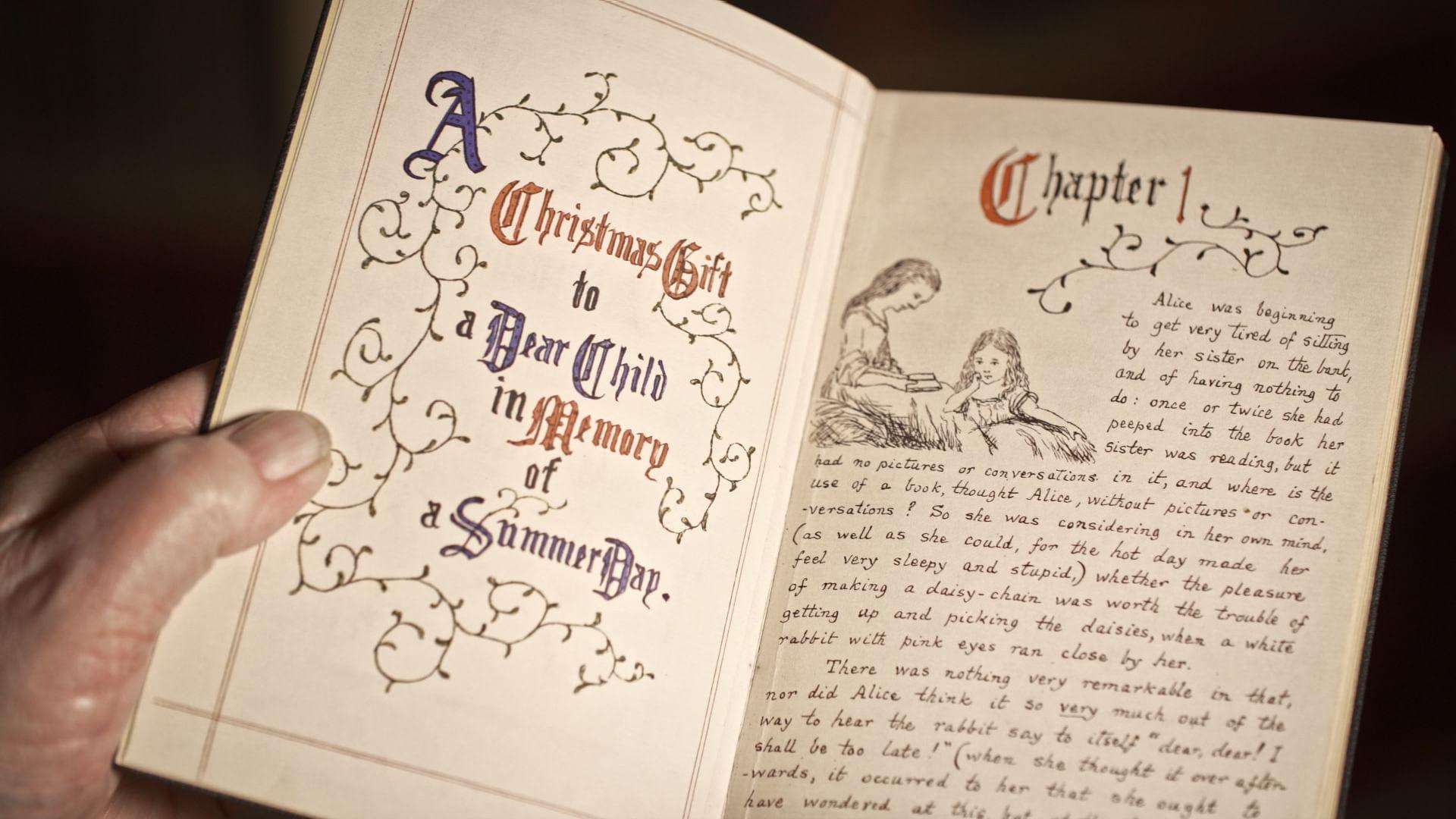 Das Abenteuer der Manuskripte