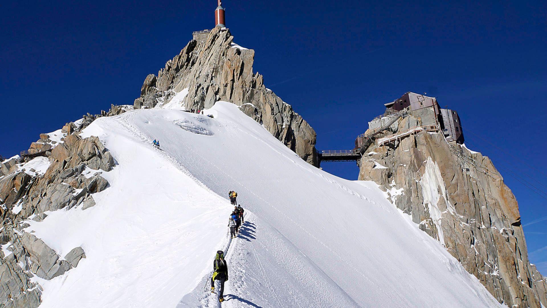 Gipfel der Welt