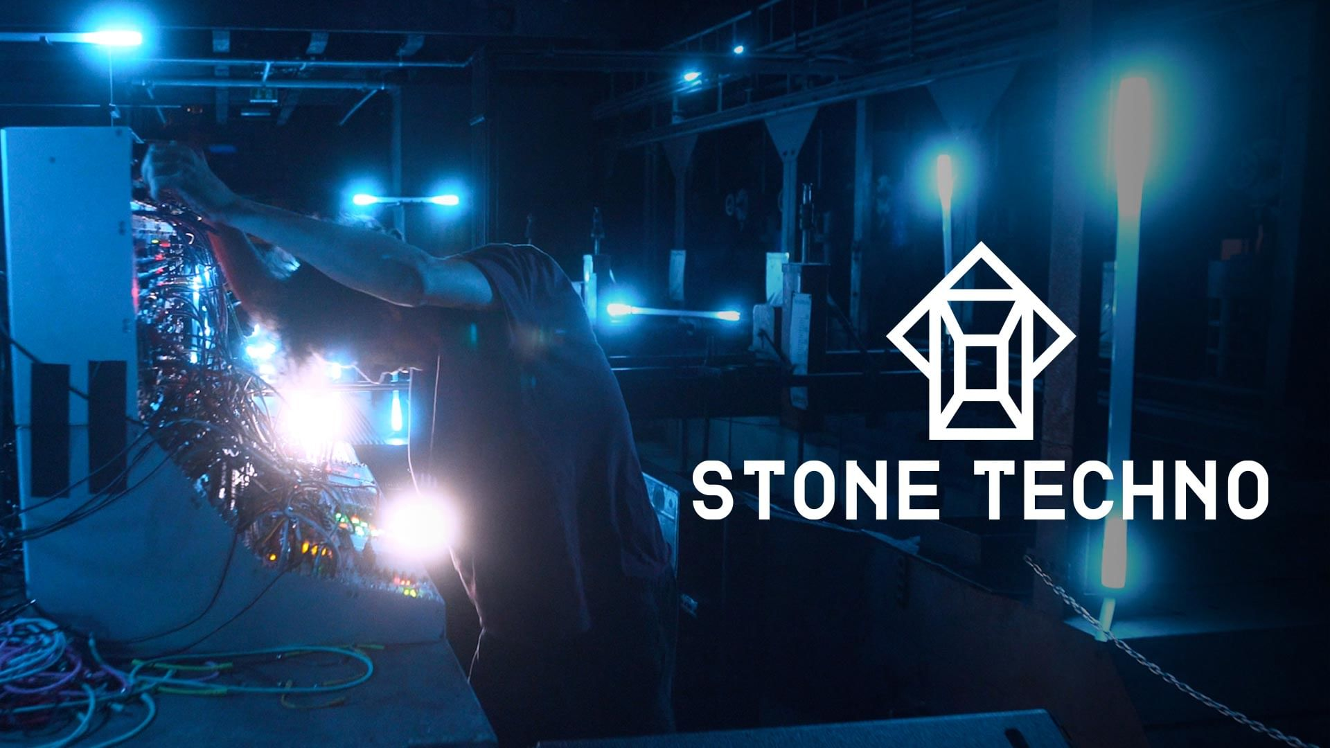 Stone Techno X Zollverein