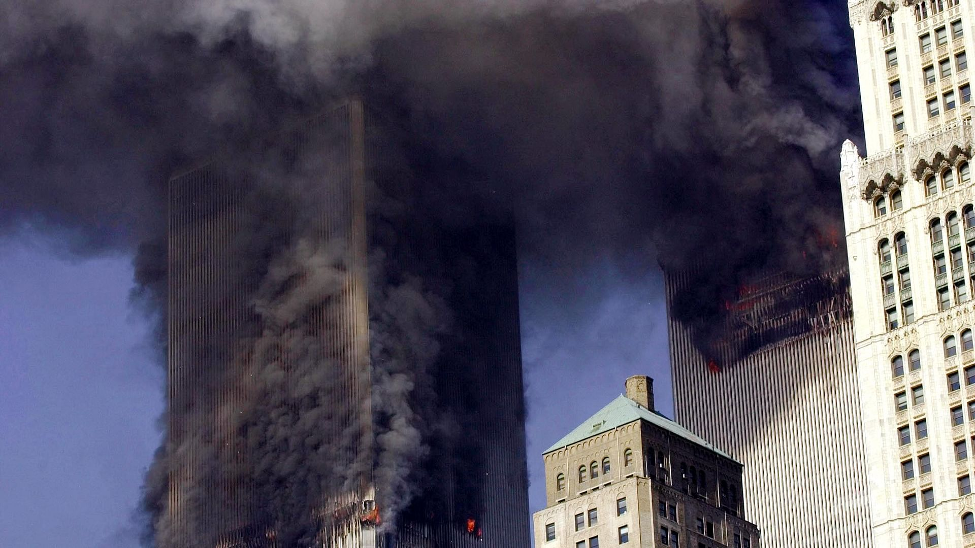Die Anschläge vom 11. September: 20 Jahre danach