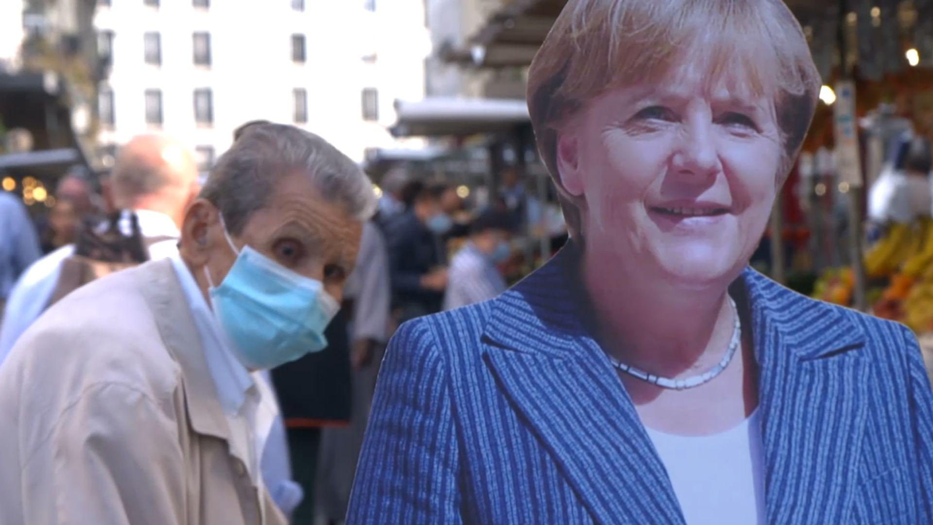 Bye bye Merkel