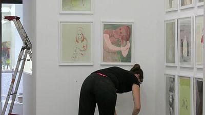 Atelier A: Françoise Pétrovitch