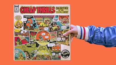 Cheap Thrills // Big Brother and the Holding Company